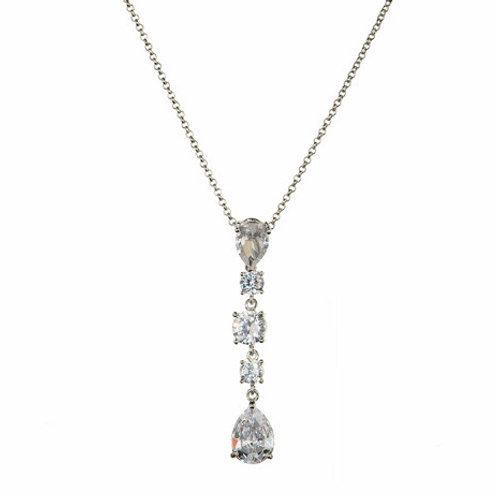 Prive Bridal Elegance Drop Necklace