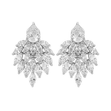 Cluster Statement Earrings