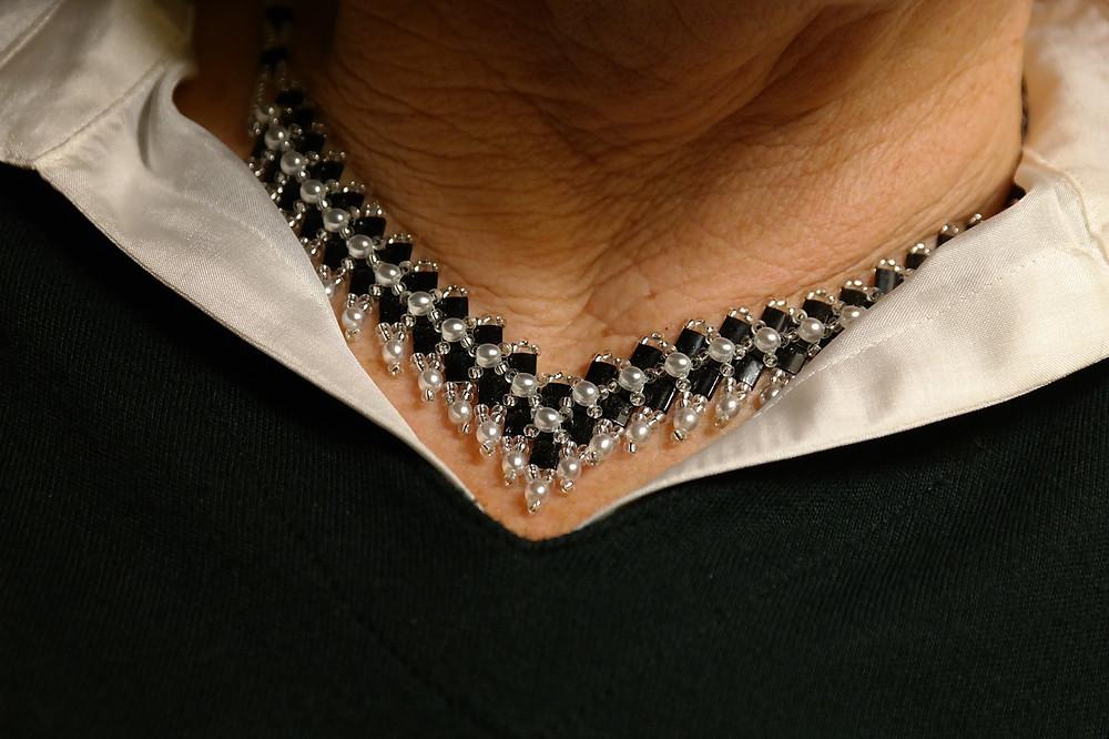 Collar Length Necklace