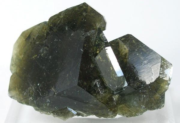 Uvite Tourmaline Crystal