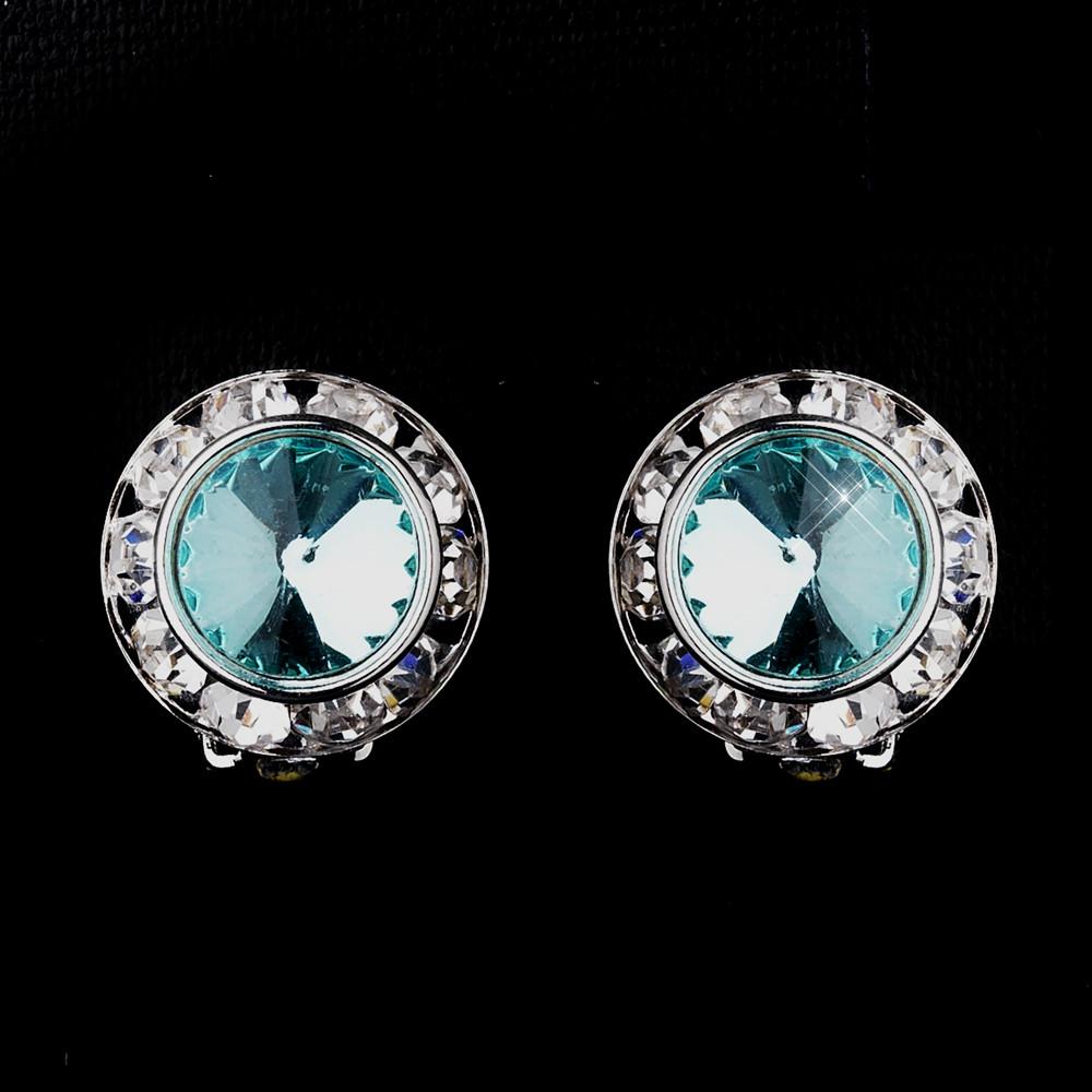 Aquamarine Earrings from Alyssum Jewellery