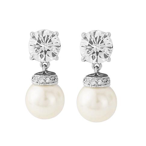 Forever Pearl Earrings