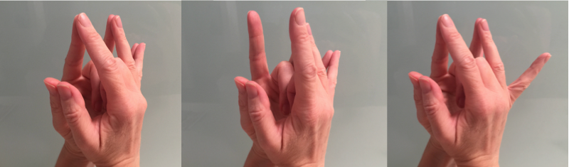 Chinese Ring Finger Theory