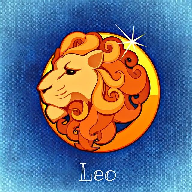 Leo Lion Zodiac Symbol