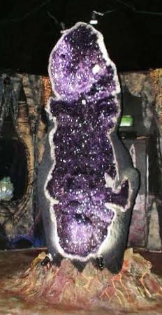 The Empress of Uruguay Amethyst Geode