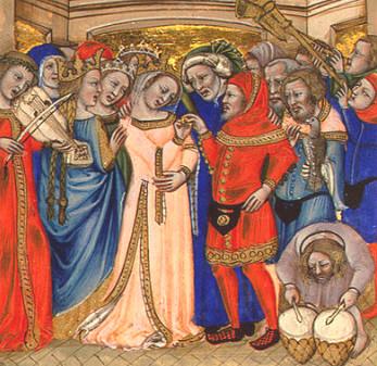 A Mediaeval Engagement