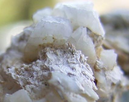 Albite in Crystalline Form