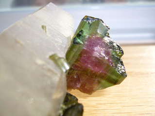 Gemology: W is for...