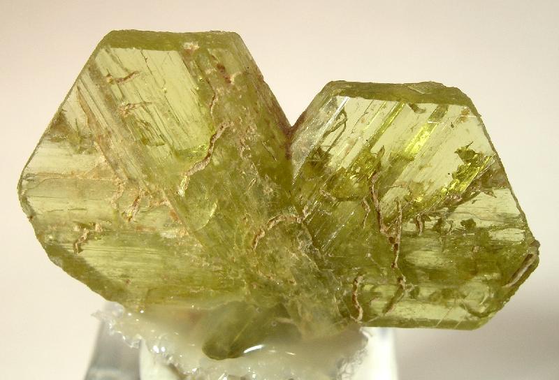 Chrysoberyl Crystal Mineral
