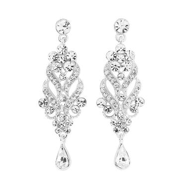 Enchanting Crystal Earrings