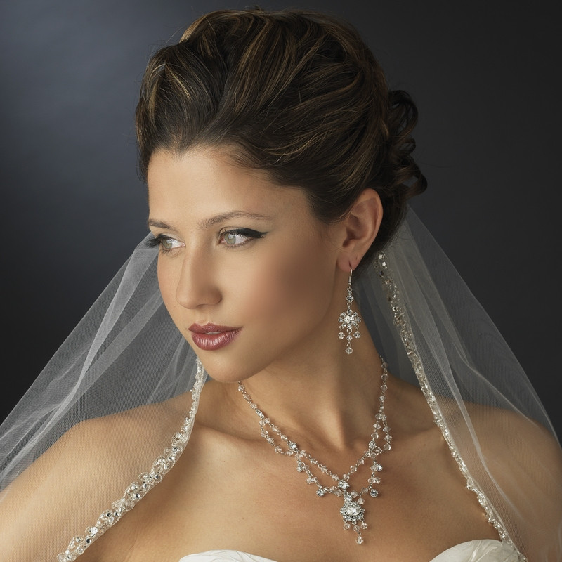 Swarovski Bridal Necklace Set from Our Range