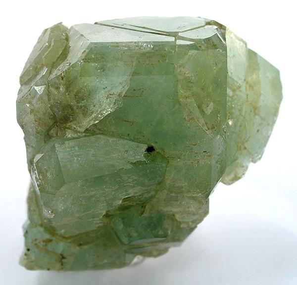 Datolite Green Crystal Raw