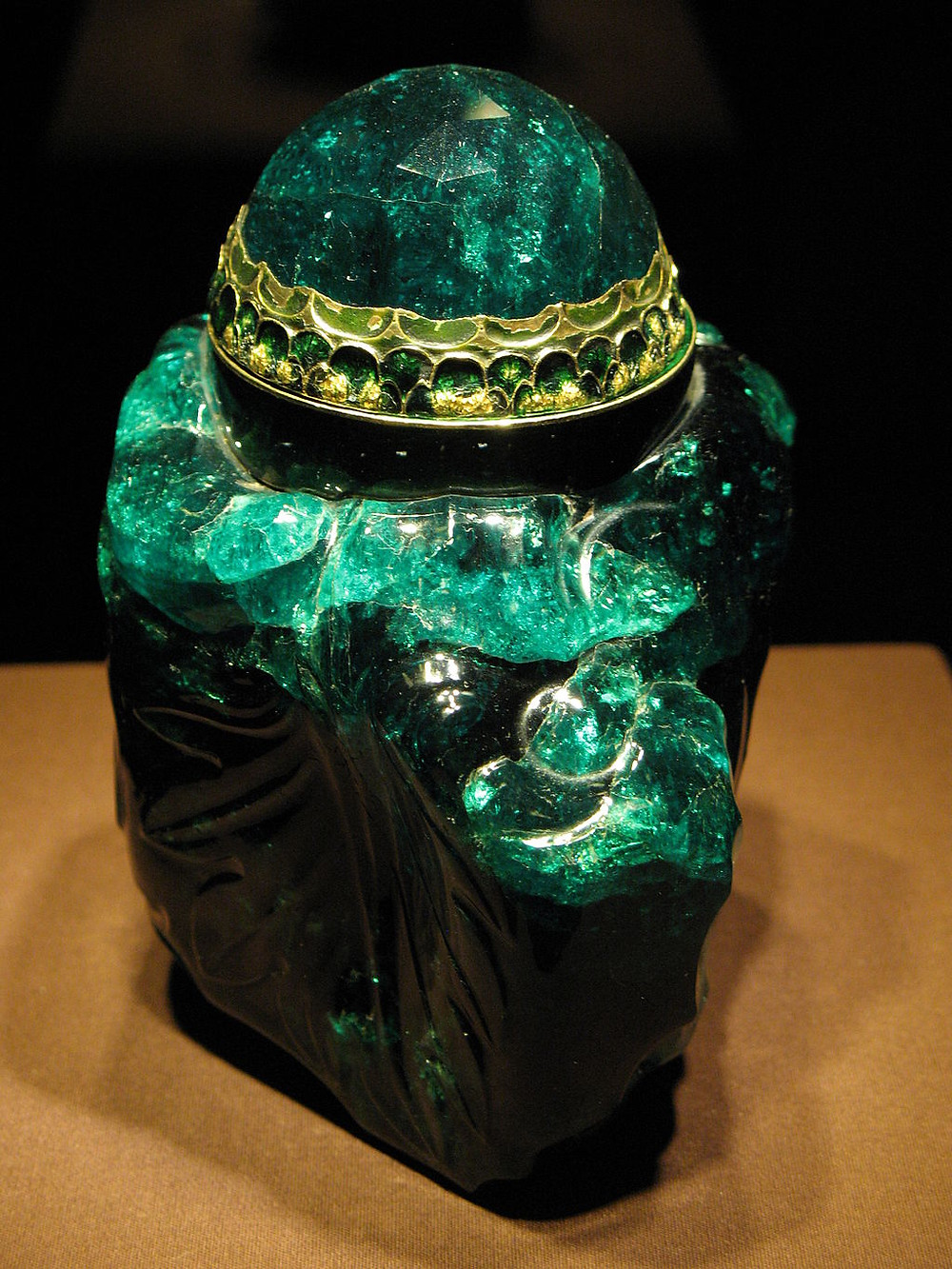 The Emerald Unguentarium