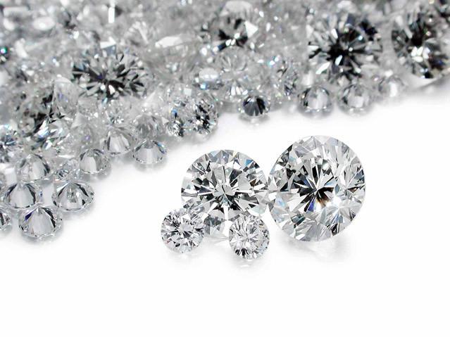 Diamonds, April's Birthstone