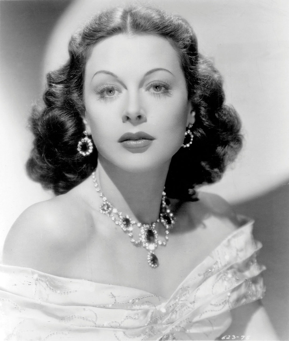 Hedy Lamarr in Let's Live A Little, 1948