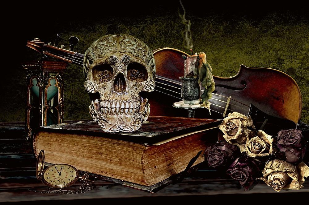 Alchemy Black Magic Image