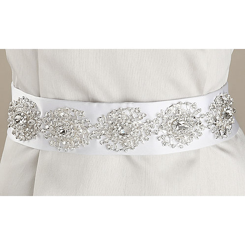 Allure Crystal Bridal Belt
