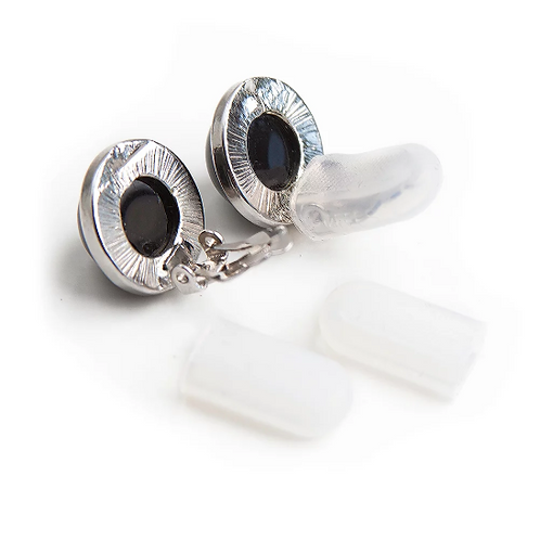 Clear Slip On Comfort Cushions for Clip Earrings