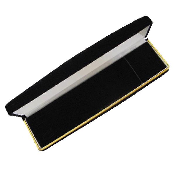 Flocked Velvet Bracelet Presentation Box