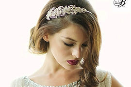 Bridal Jewellery Showing Hedband
