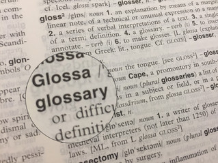 Glossary of Jewellery Terms, Part 2, F~Z