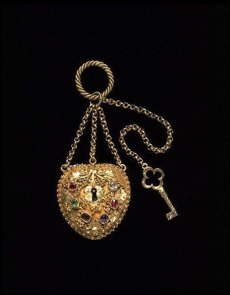 Acrostic REGARD Brooch Pendant