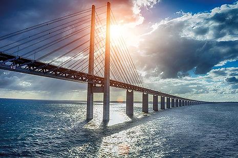 The bridge Oresundsbron 119225502 © Foto