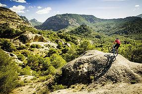 Spanien_-_A_man_riding_a_mountain_bike_o