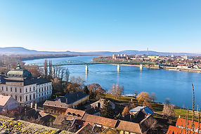 View_of_Esztergom_old_town_and_Danube_Ri