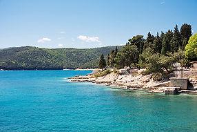 seaside_in_Rabac_Croatia_landscape_with_