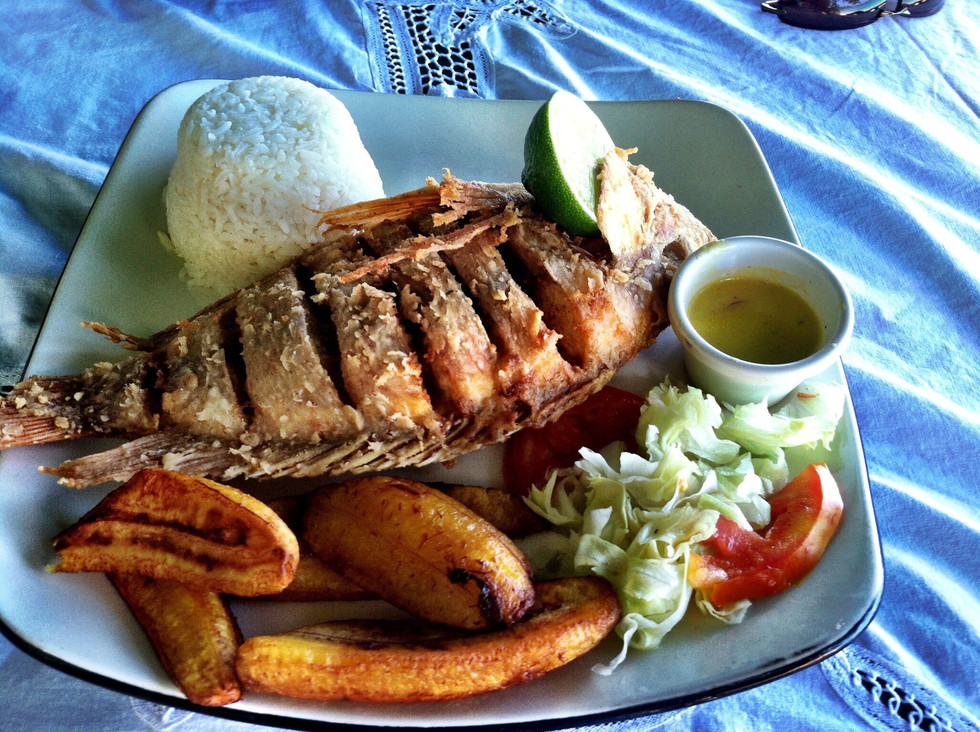 FISH THE RIGHT WAY!! RIGHT FROM THE SEA