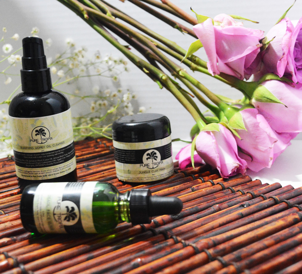 Natural, Cruelty Free Cosmetic Line Reasonably Priced