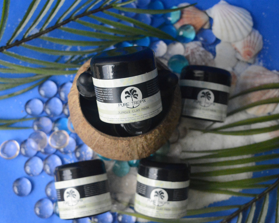 Tropical Remedies for Healthy and Glowing Skin