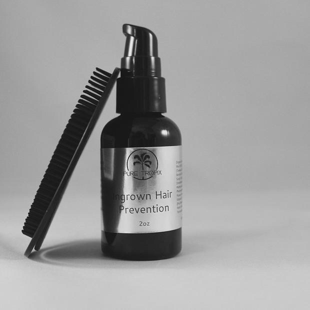 Ingrown Hair Prevention