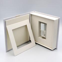 USB Box in White Inside