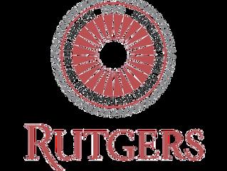 Dr. Wadhwani lectures at Rutgers University