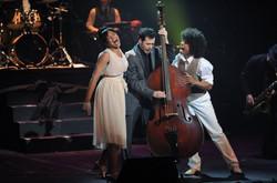 spectacle Swinging Life de 2009 à 2013, 160 en France et à l'étranger.