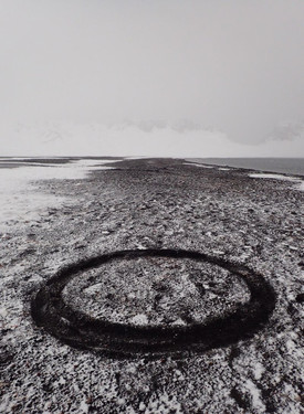 Leave only footprints - Deception Island
