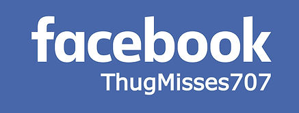 Thug Misses thugmisses707 facebook logo west coast female rapper bay area vallejo yfn 707 anthem 99 u aint 1 the cypher camille hyphy west coast mafia new music queen of the bay latina black lightskin blaxican