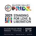 Silicon Valley Pride Thug Misses bay area lgbtq vallejo female rapper 707 anthem 99 u aint 1 yfn south bay san jose palo alto mountain view svpride love is love lesbian bisexual gay transgender nonbinary latina black blaxican mexican rainbow tech google apple netflix facebook youtube intel festival parade family liberation