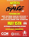 Thug Misses Artists for Change 2 thugmisses thugmisses707 bay area vallejo 707 anthem 99 u aint 1 yfn eargazm third parent family wayne hayes mgmt camille cypher female rapper west coast charity support streaming live performance instagram