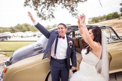 bridal exit picture