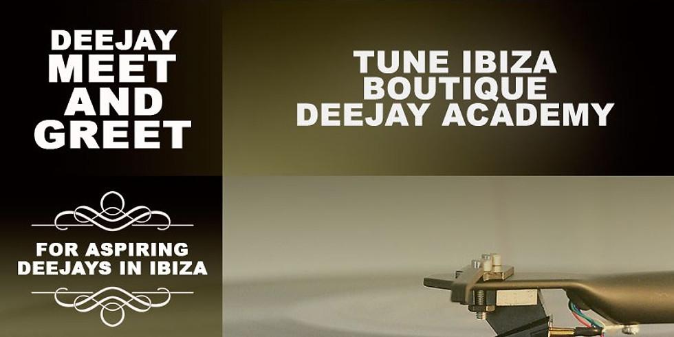 Kick off DJ Academy