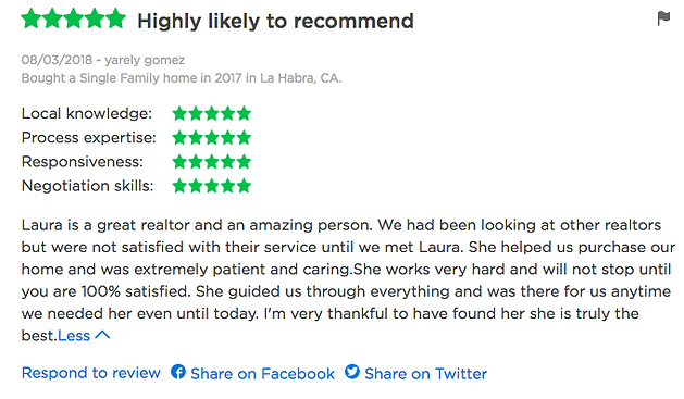 Yarely Zillow review.png