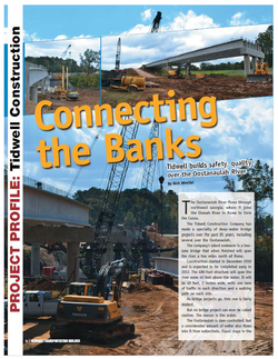 Article on Armuchee Bridge