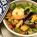 Hot Pot Seafood