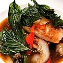 Thai Basil Salmon
