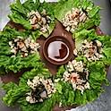 Archa 9's Lettuce Wraps