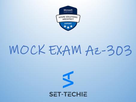 Az-303 MOCK TEST
