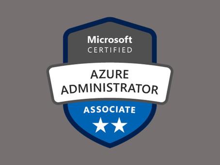 Exam: Az104 Microsoft Azure Administrator